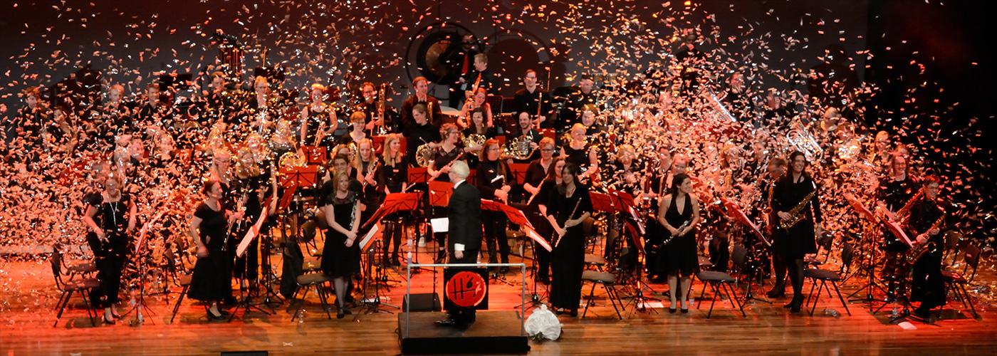 Jong en dynamisch orkest